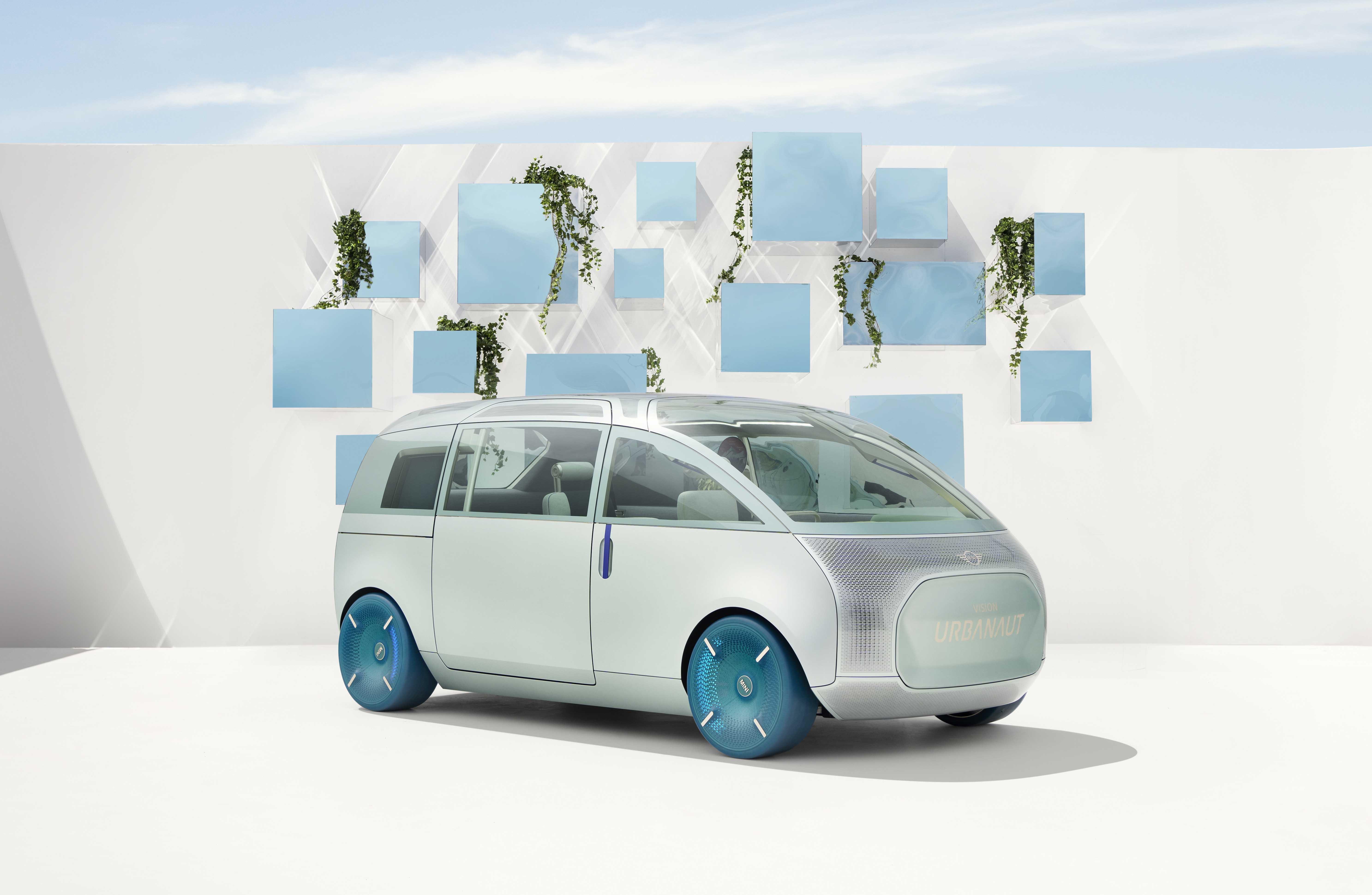 MINI Vision Urbanaut, ¿el futuro?
