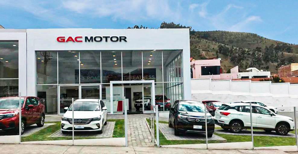 GAC renovó su oferta de vehículos