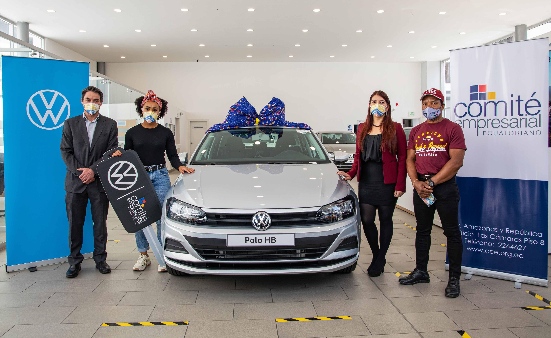 Volkswagen premió a Dajomes
