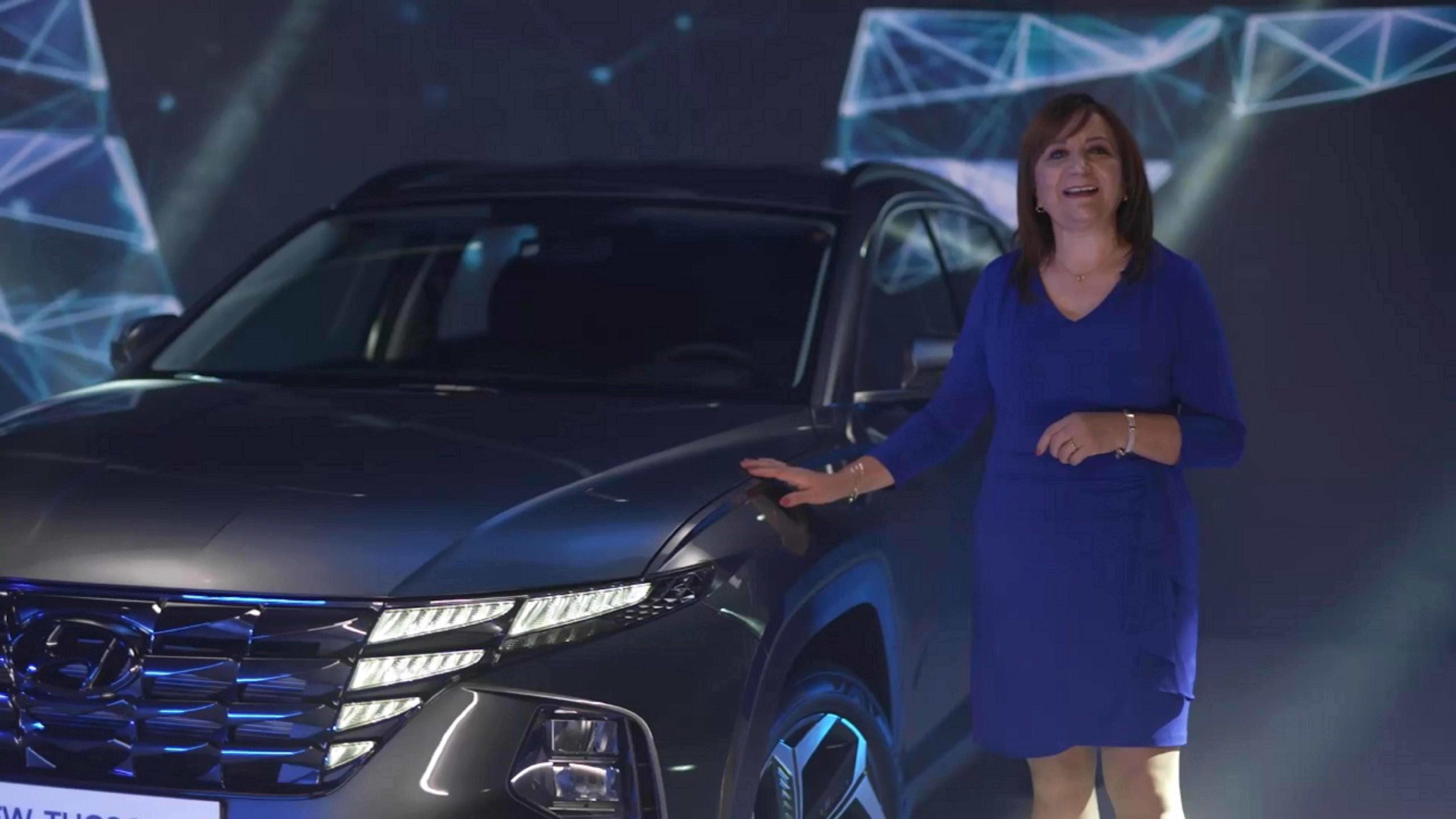 Hyundai presentó el nuevo Tucson