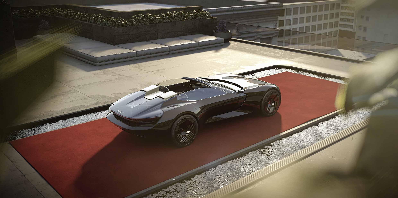 Skysphere, el futuro de Audi