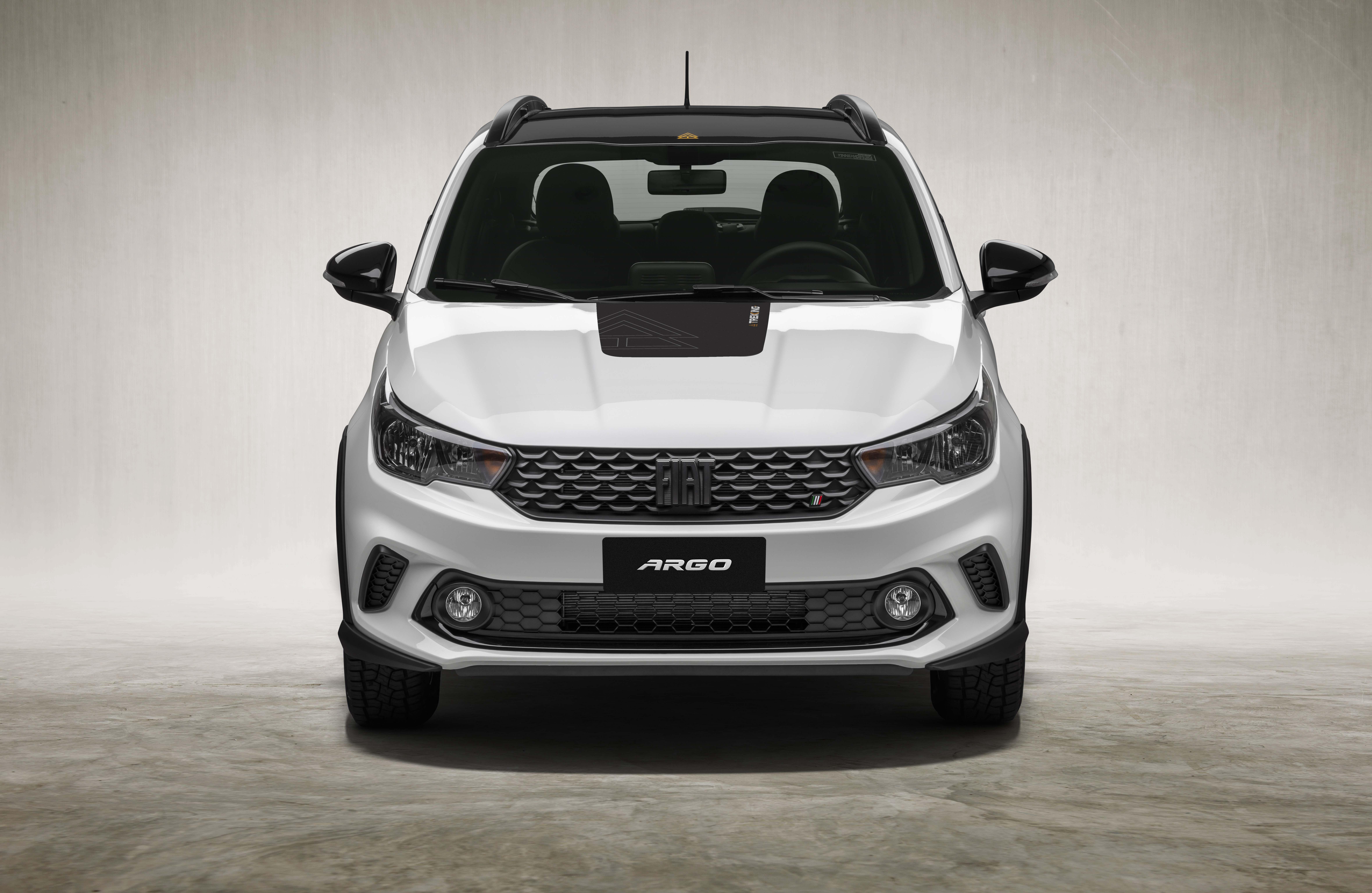Argo Trekking, la nueva apuesta de Fiat