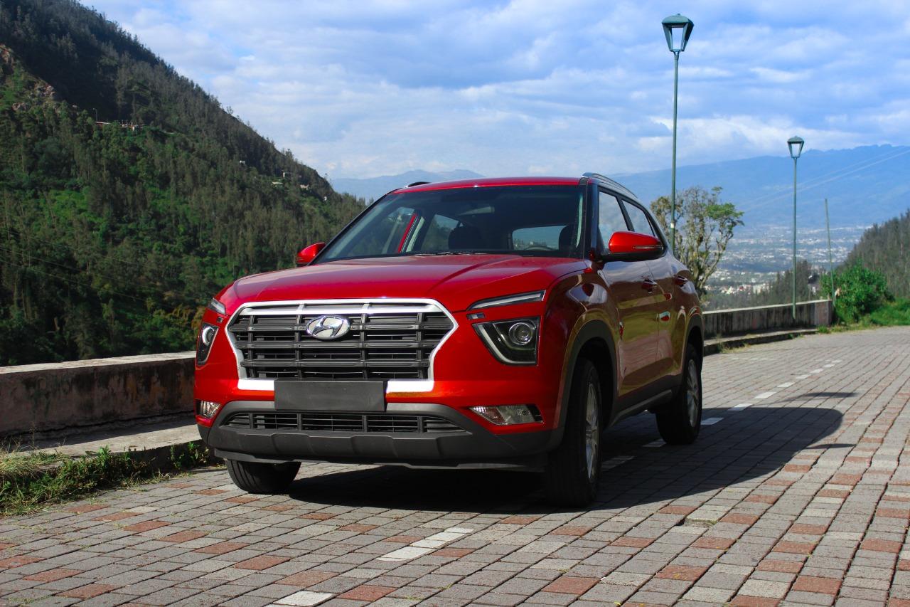 El Hyundai Creta marca el paso