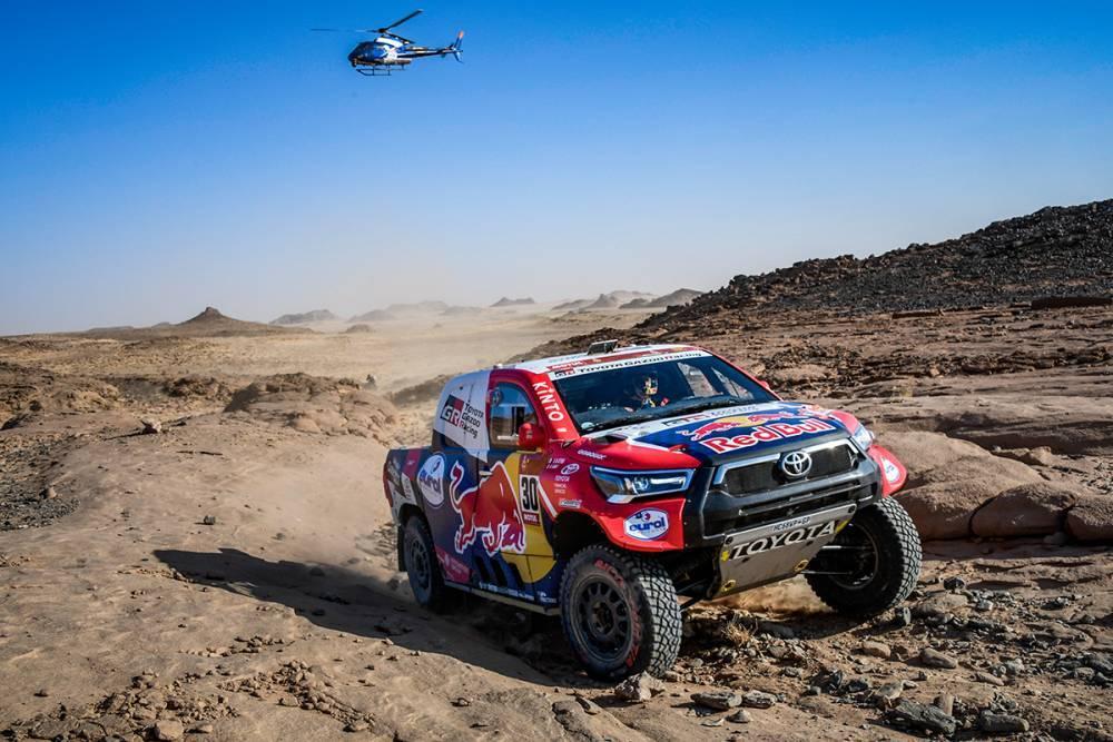 La fiesta del Dakar llegó a su tercer día