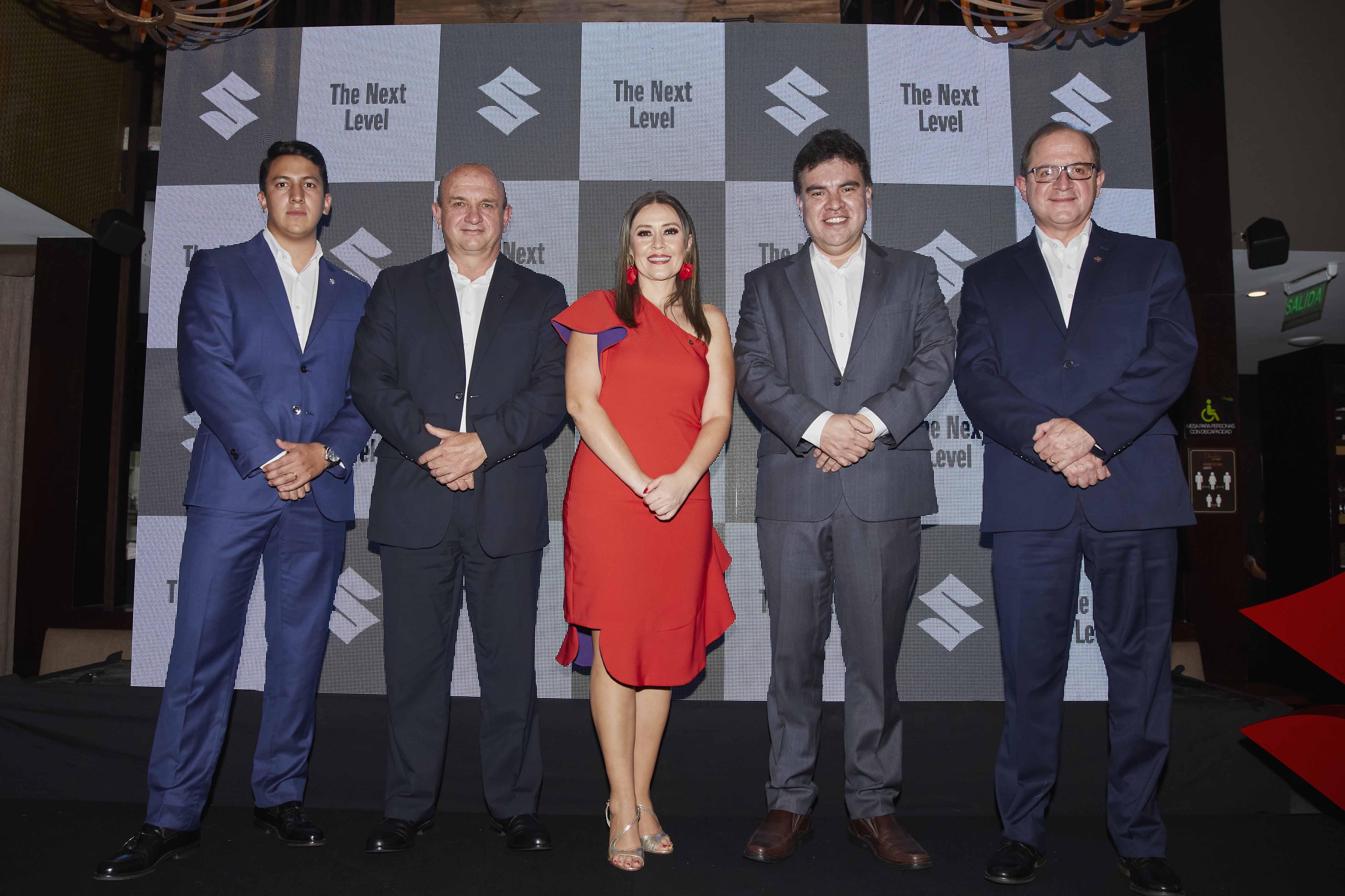 Suzuki se estrena en Ecuador